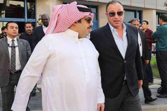 الخطيب وآل الشيخ