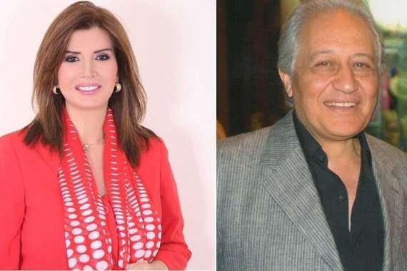خالد زكي وميرفت أمين