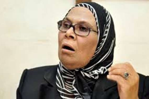 الدكتور آمنة نصير، أستاذ العقيدة والفلسفة الإسلامية بجامعة الأزهر