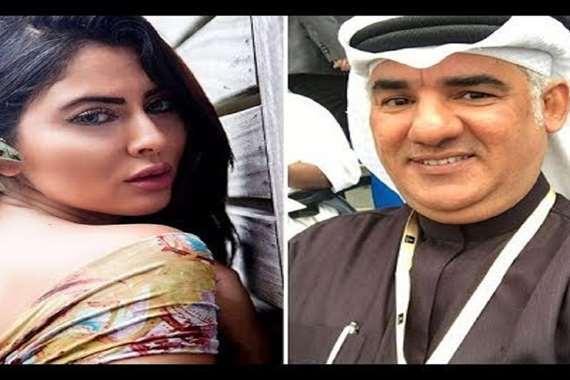 صالح الجسمي ومريم حسين