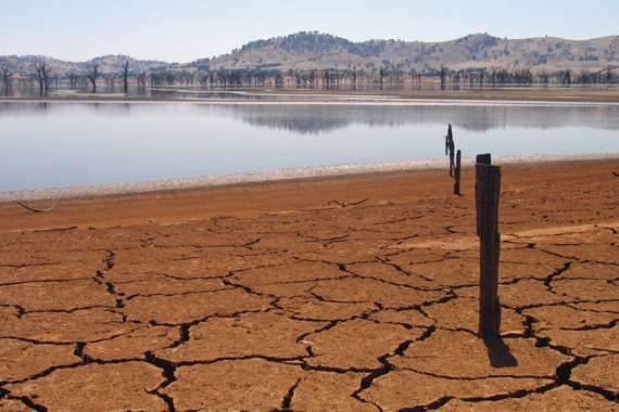 الجفاف في استراليا