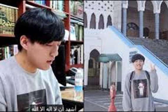 يوتيوبر كوري يعلن إسلامه