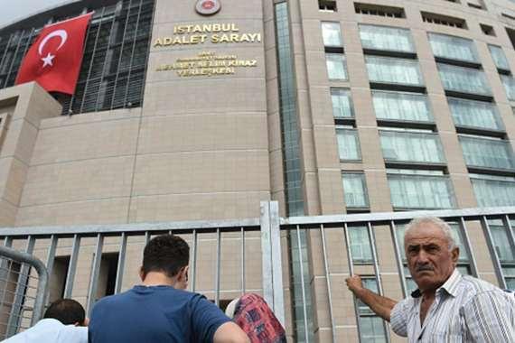 محكمة تركية ارشيفية