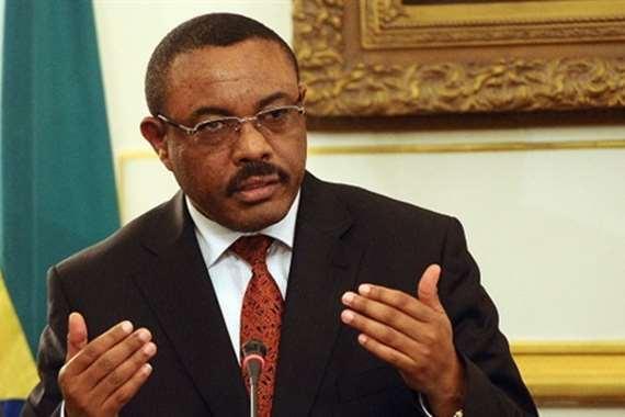 رئيس الوزراء الإثيوبي ماريام ديسالين