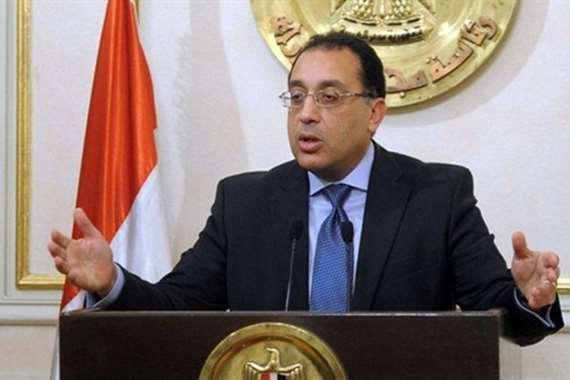 مصطفى مدبولي القائم بأعمال رئيس مجلس الوزراء