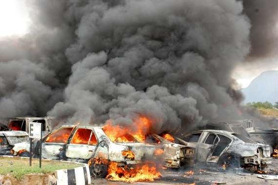 انفجار بنغازي