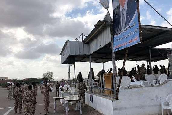طائرات مسيرة للحوثيين تهاجم عرضا عسكريا للجيش اليمني