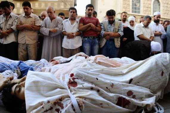 20 ألف قتيل .. حصيلة قتلي السوريين في 2018