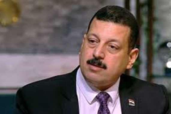 الدكتور أيمن حمزة - المتحدث باسم الكهرباء