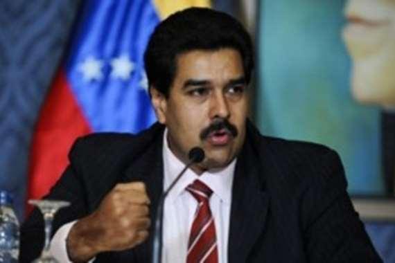 الرئيس الفنزويلى