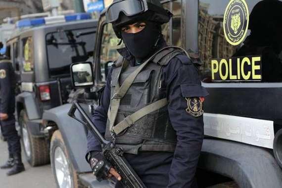 الأمن المصري (أرشيفية)