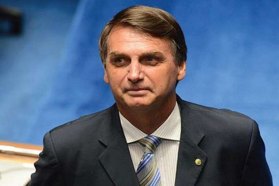 الرئيس البرازيلي الجديد جايير بولسونارو