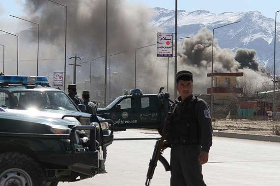 أفغانستان.. مقتل 7 عناصر شرطة في هجوم لطالبان