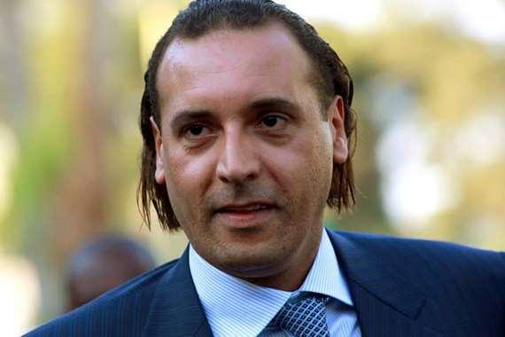 هنيبعل القذافي