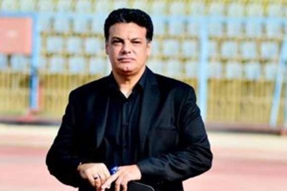 إيهاب جلال المدير الفني للمصري