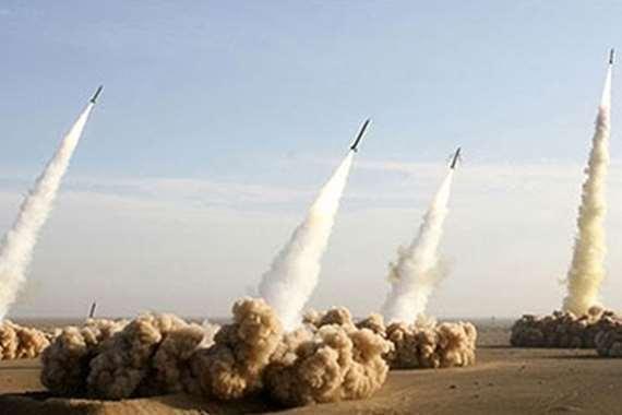 منصات صواريخ