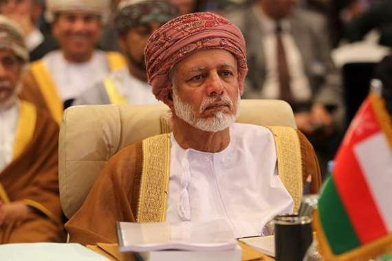 يوسف بن علوي بن عبد الله، وزير الخارجية العماني