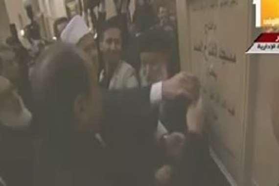 السيسي يفتتح مسجد الفتاح العليم