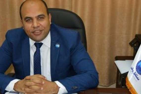 المهندس هشام الهمامي القيادي بحزب مستقبل وطن