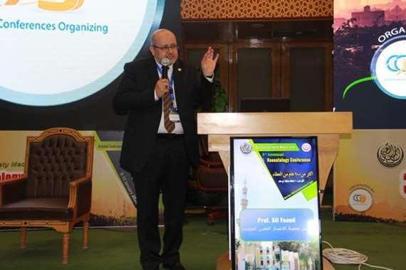 الدكتور علي فؤاد مخيمر، رئيس جمعية الإعجاز العلمي المتجدد