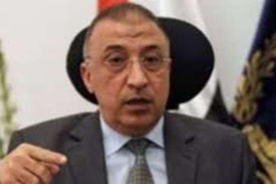 اللواء محمد الشريف محافظ الأسكندرية
