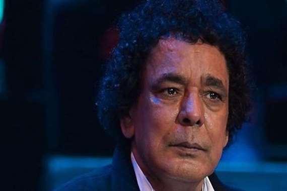 المطرب محمد منير