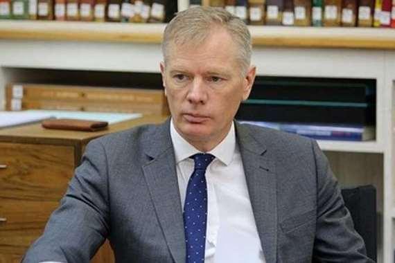 السفير البريطاني في إيران، راب مك إير