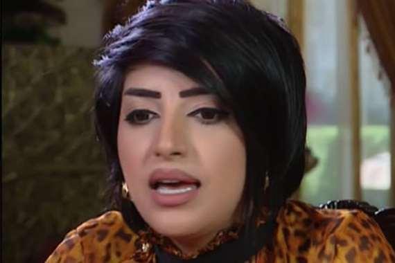 الفنانة العمانية الشهيرة بثينة