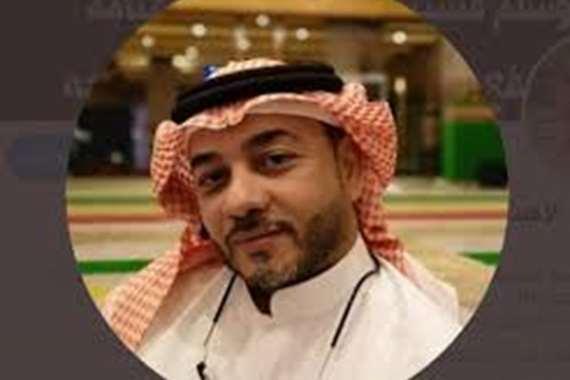 الكاتب السعودي عبد الرحمن الأهدل