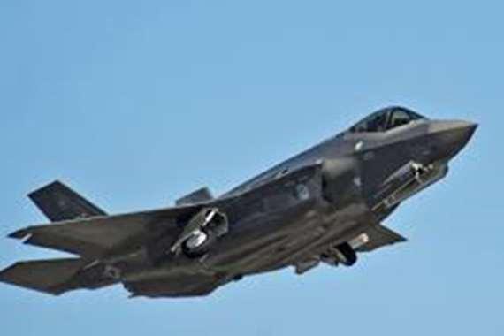 """المقاتلة الإسرائيلية من طراز""""ف-35"""""""