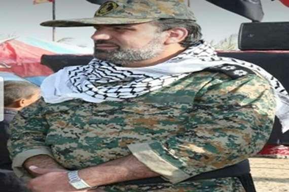 اغتيال قائد كبير بالحرس الثوري الإيراني أمام منزله
