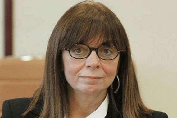 القاضية إيكاتيريني ساكيلاروبولو