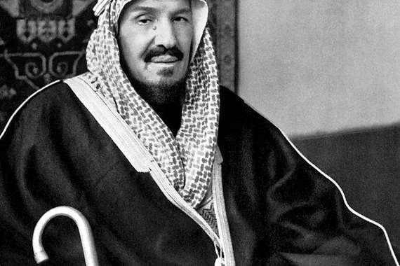 الملك المؤسس عبد العزيز بن عبد الرحمن