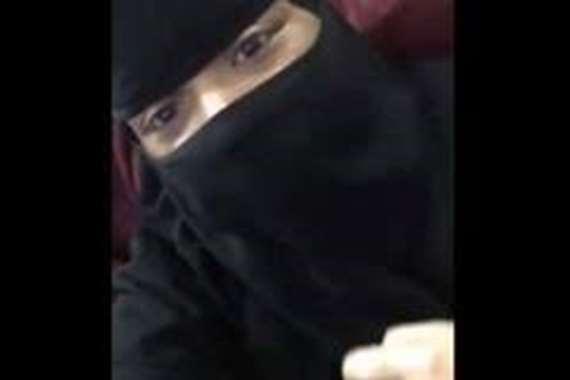 """حرق سعودية بـ""""مية نار"""