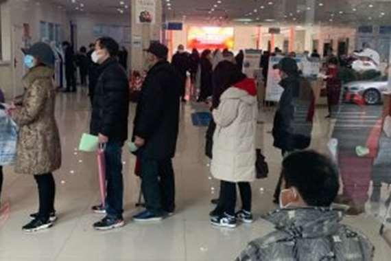 السلطات البريطانية تتعقب 2000 صيني