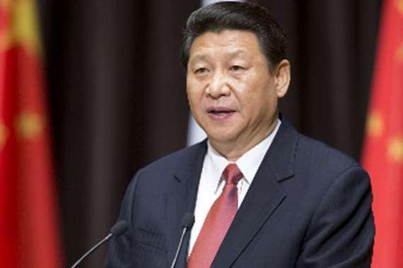 """الرئيس الصيني """"شي جينج بينج"""""""