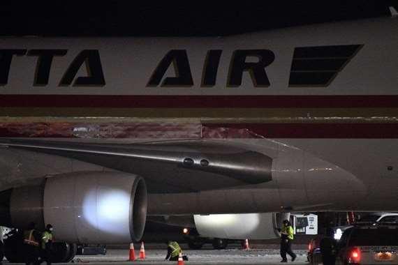 طائرات لإجلاء المواطنين من الصين