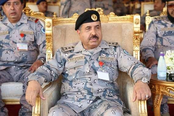 مدير عام حرس الحدود السعودي الفريق عواد بن عيد البلوي