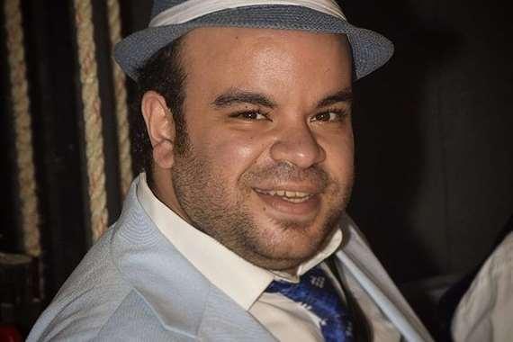 الفنان الكوميدي محمد عبد الرحمن