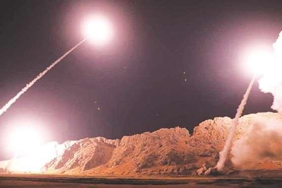 قصف قاعدة عين الأسد