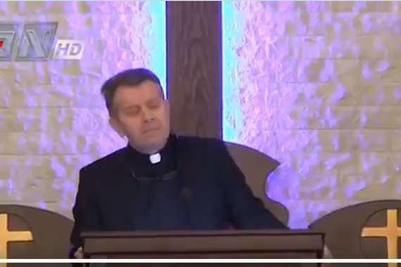 رئيس الكنيسة الإنجيلية :  قاسم سليماني نفذ مشروع المسيح