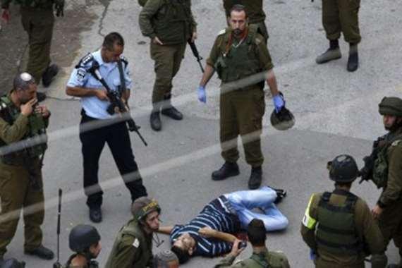 استشهاد فلسطيني ثالث في مواجهات اليوم
