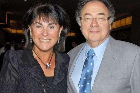 هوني وباري شيرمان كانا مشهورين بتمويل الأعمال الإنسانية والخيرية