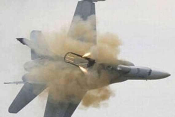 إسقاط طائرة للنظام السورى