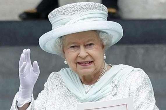 الملكة إليزابيث