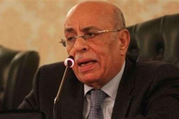مفيد شهاب، وزير الشئون القانونية الأسبق