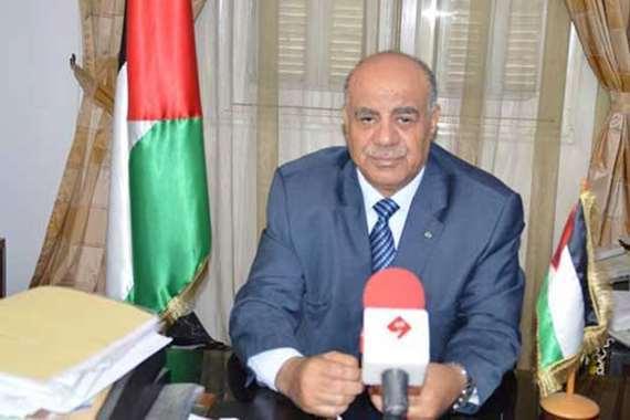 سلمان الهرفي، سفير فلسطين في فرنسا،