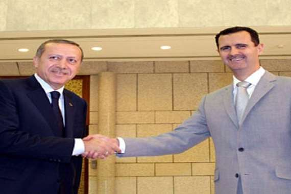 بشار: نتمني أن نكون مثل الأتراك