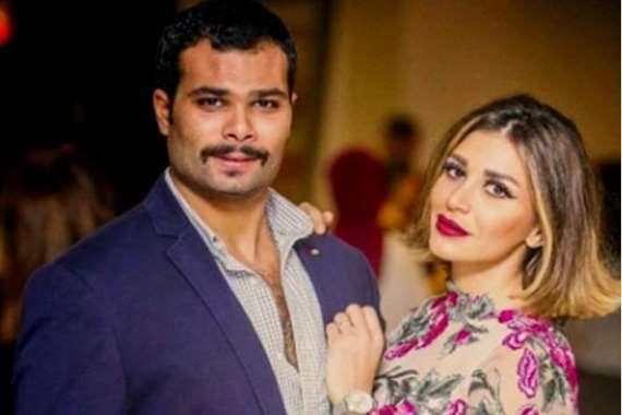 سارة نخلة وأحمد عبدالله محمود