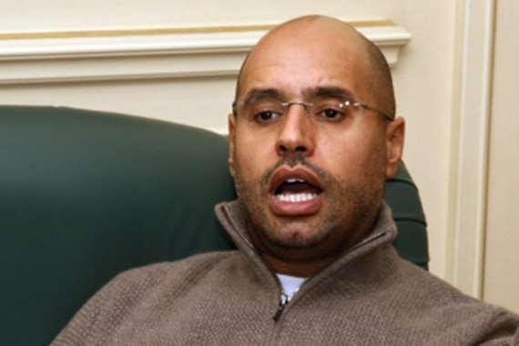 نجل القذافي : هذه أدلة براءة المملكة من قتل خاشقجي
